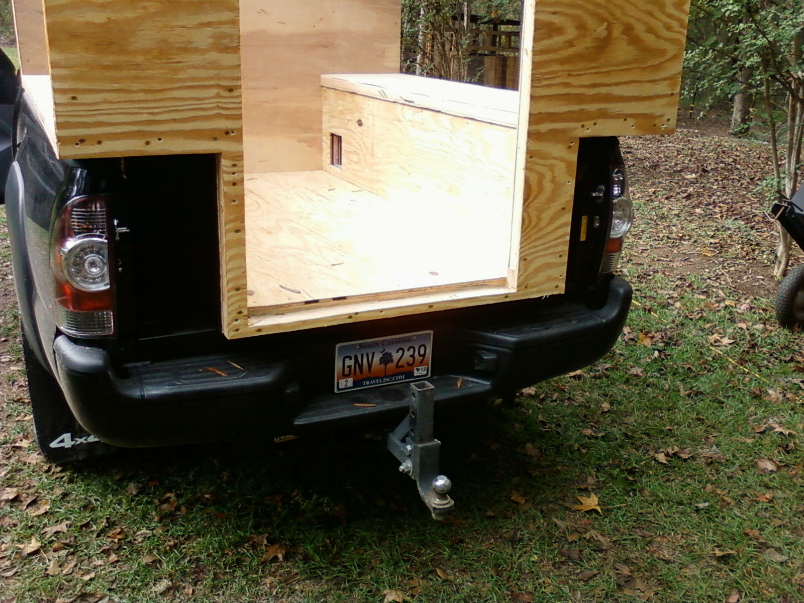 Pop Up Small Truck Camper Expedition Portal