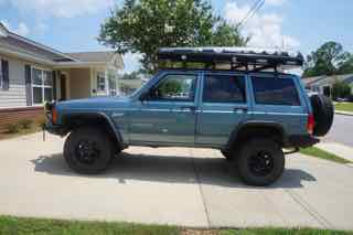 1997 Jeep XJ (Cherokee) Sport Mild Offroad/Expedition Build
