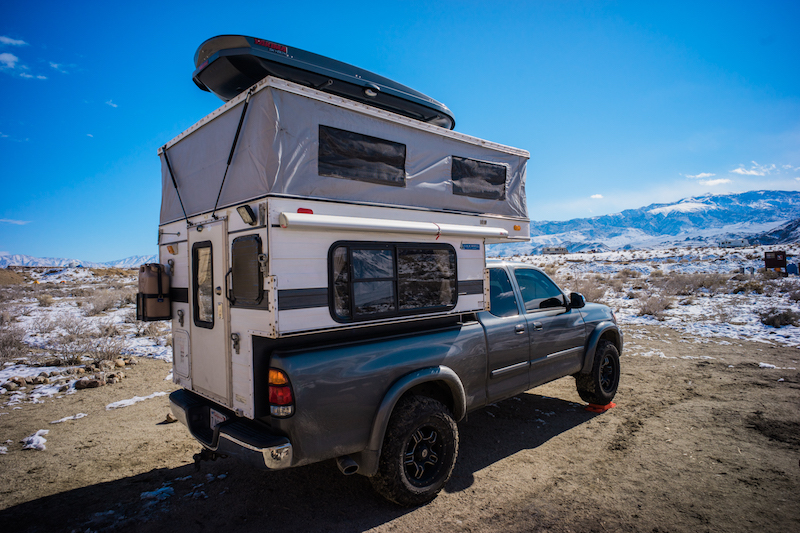 2005 Four Wheel Camper Hawk SOLD - Gear Exchange - Wander