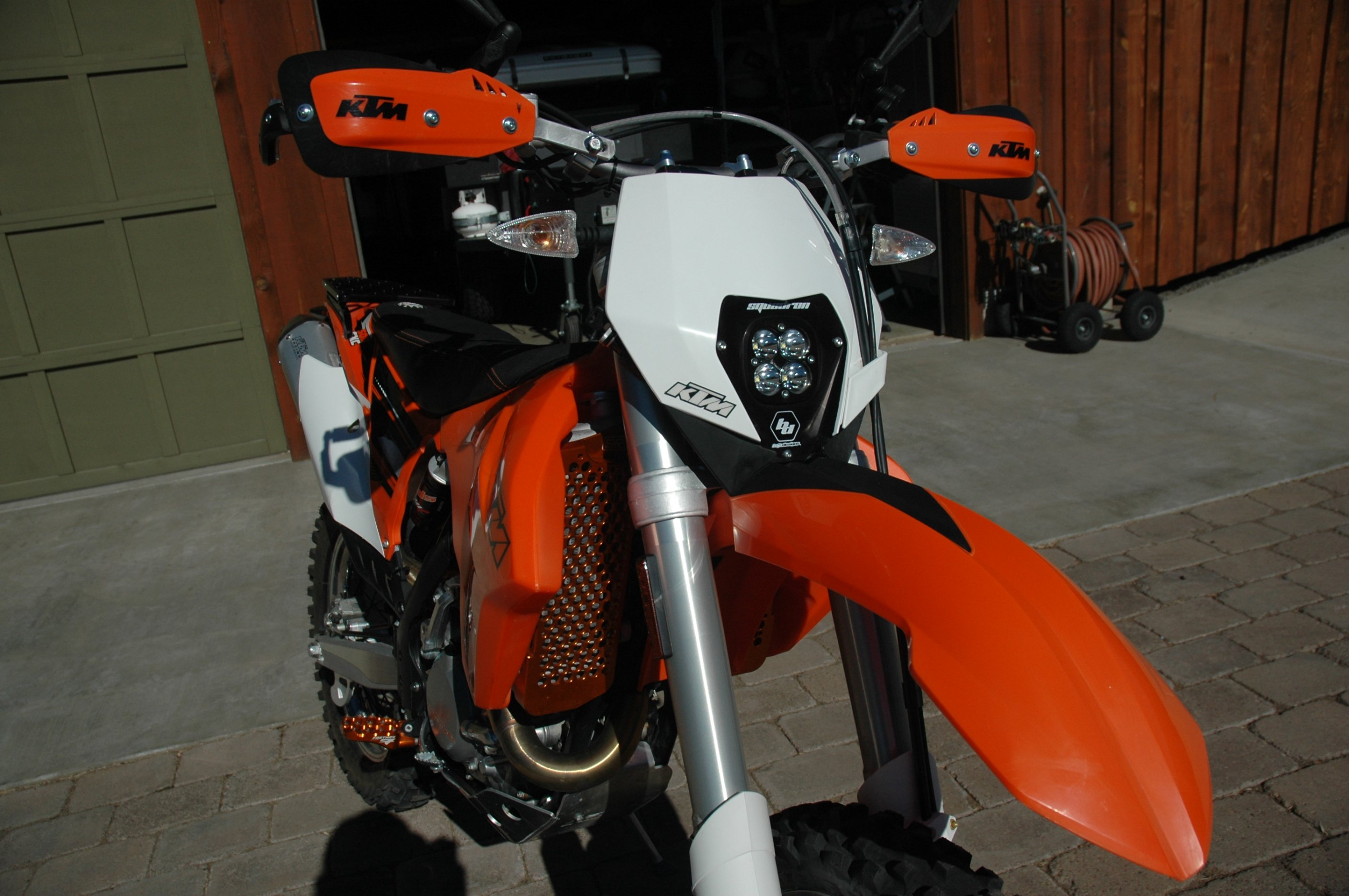 2013 Ktm 500 Exc 11 Hours 249 Miles Sold Expedition Portal