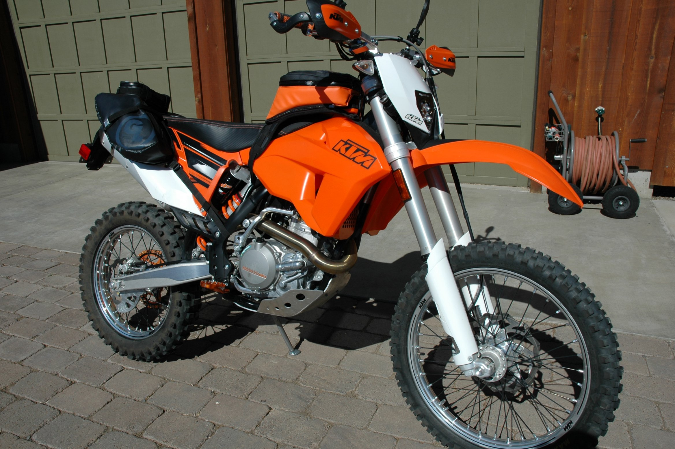 2013 KTM 500 EXC 11 hours / 249 miles SOLD | Expedition Portal