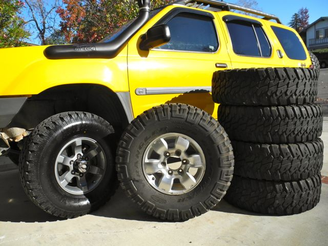 2002 Nissan Xterra Offroad Equipped Expedition Portal
