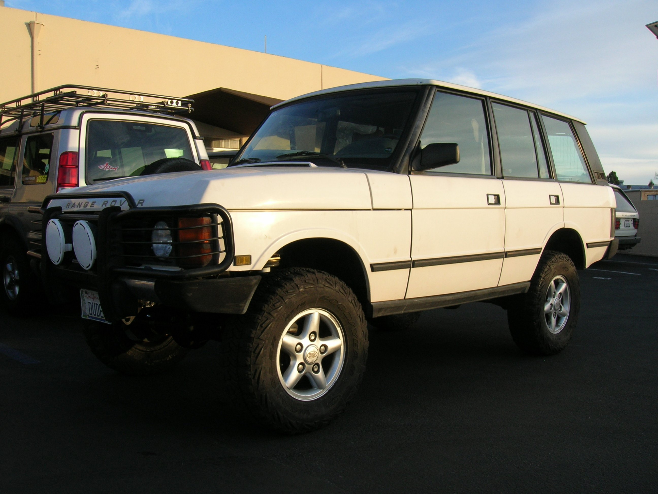 1995 Range Rover Classic SWB Lifted $3 500