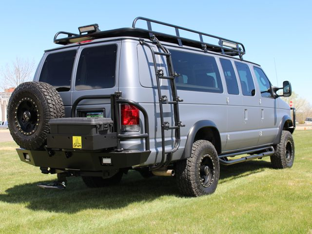 Van Roof Racks >> Aluminess Roof Rack For Ford Econoline Van For Sale Expedition Portal
