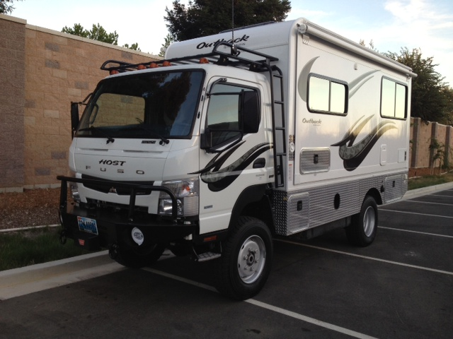 2014 Fuso 4X4 Host Outback - Expedition Portal