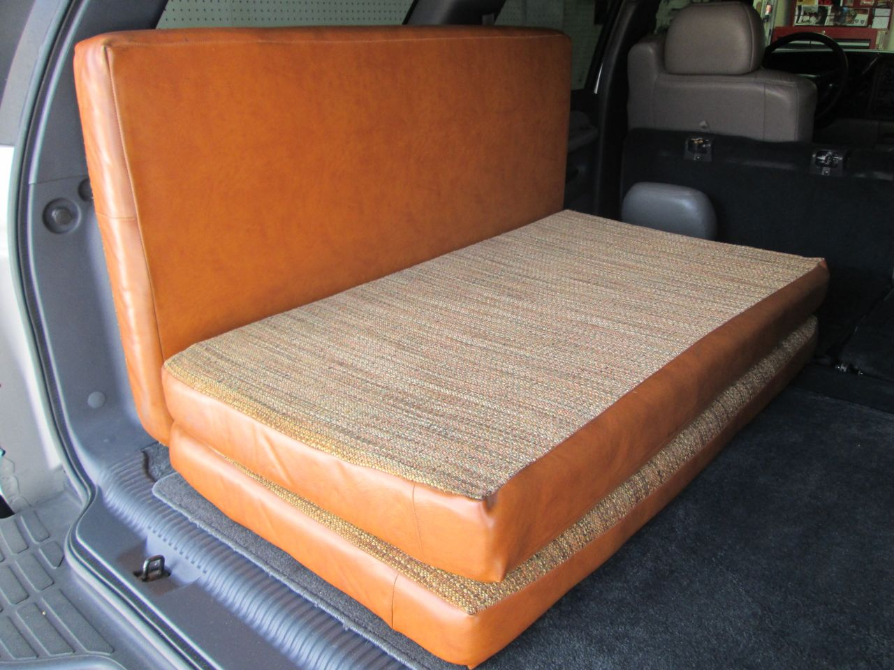 Bed Couch For Pickup Truck Shell Or Suv Expedition Portal