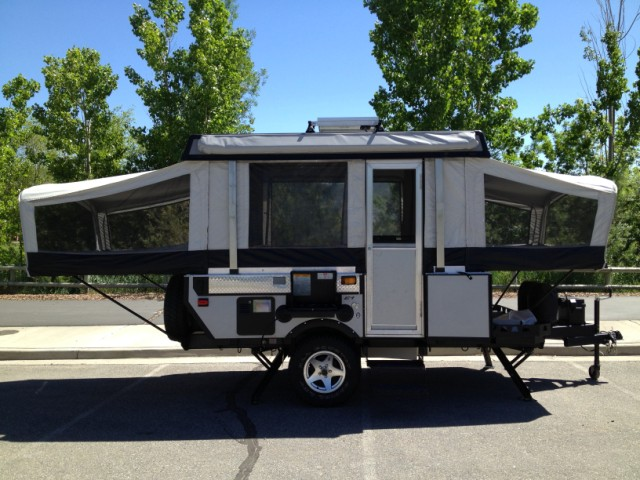 2008 Fleetwood E1 Off-Road Tent Trailer - Utah | Expedition Portal on towlite trailers, newmar trailers, trail lite trailers, dutchmen trailers, everlite trailers, hy-line trailers, hornet trailers, prime time trailers, sunset trail trailers, ultra lite trailers, r vision trailers, sidekick trailers, ultra light trailers, shadow cruiser trailers, forest river trailers, pilgrim trailers, kz trailers, knaus trailers, v-cross trailers, ultra hauler trailers,