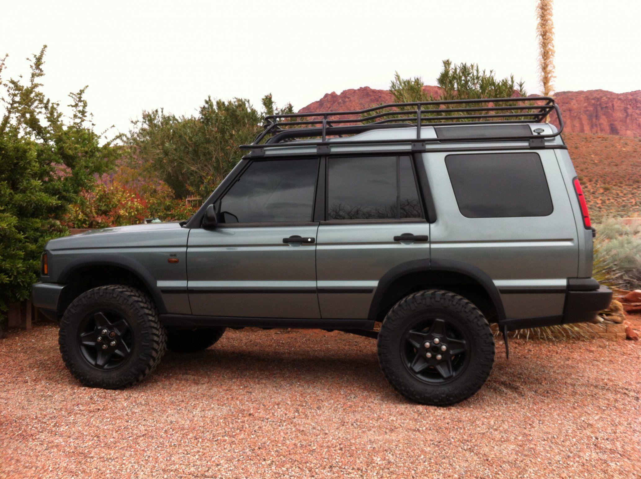 Land Rover Lifted >> 2004 Land Rover Discovery Lifted 65k Miles Clean Expedition Portal