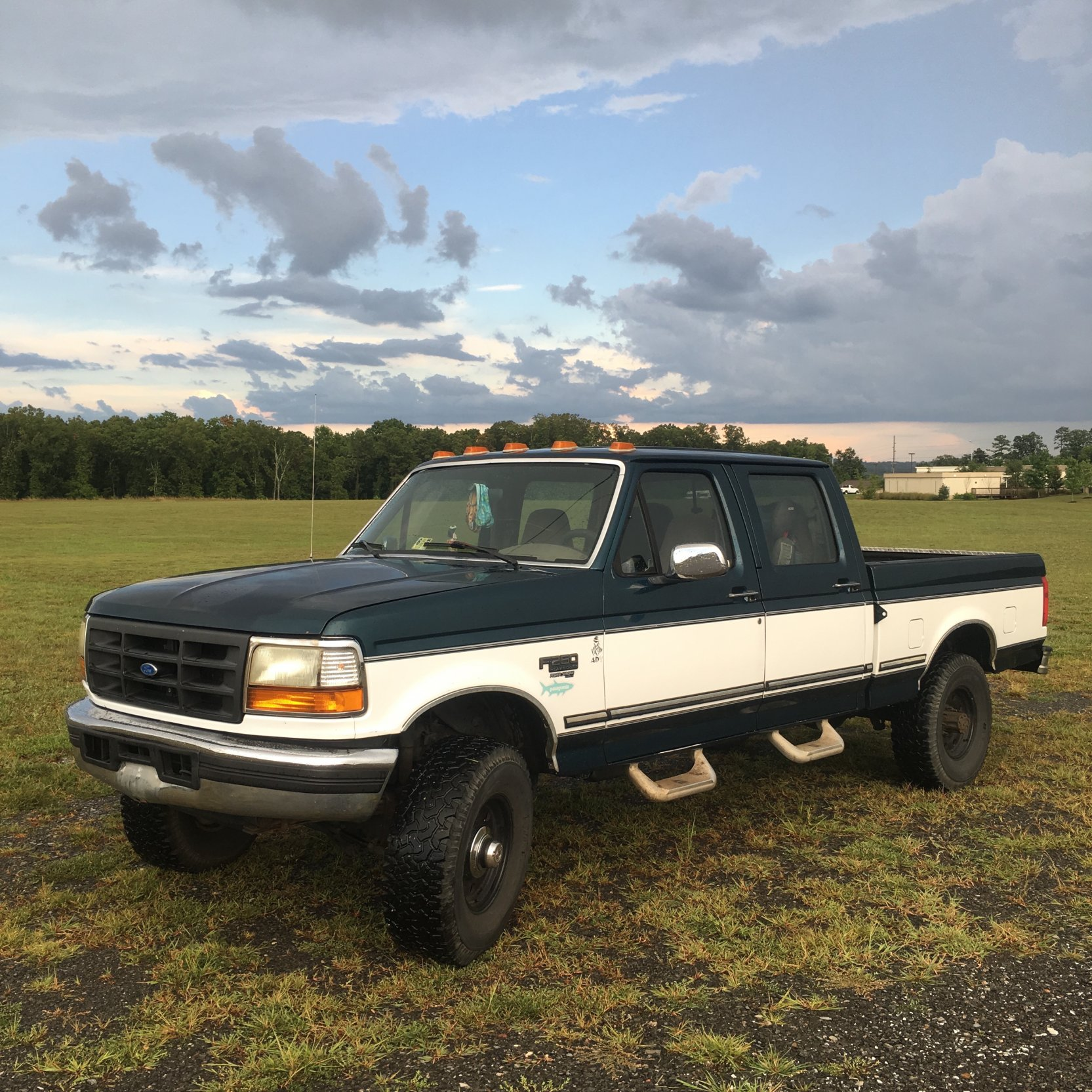1997 Ford Expedition For Sale: 1997 Ford F250 Crew Cab Short Bed 4x4 W/ 7.3