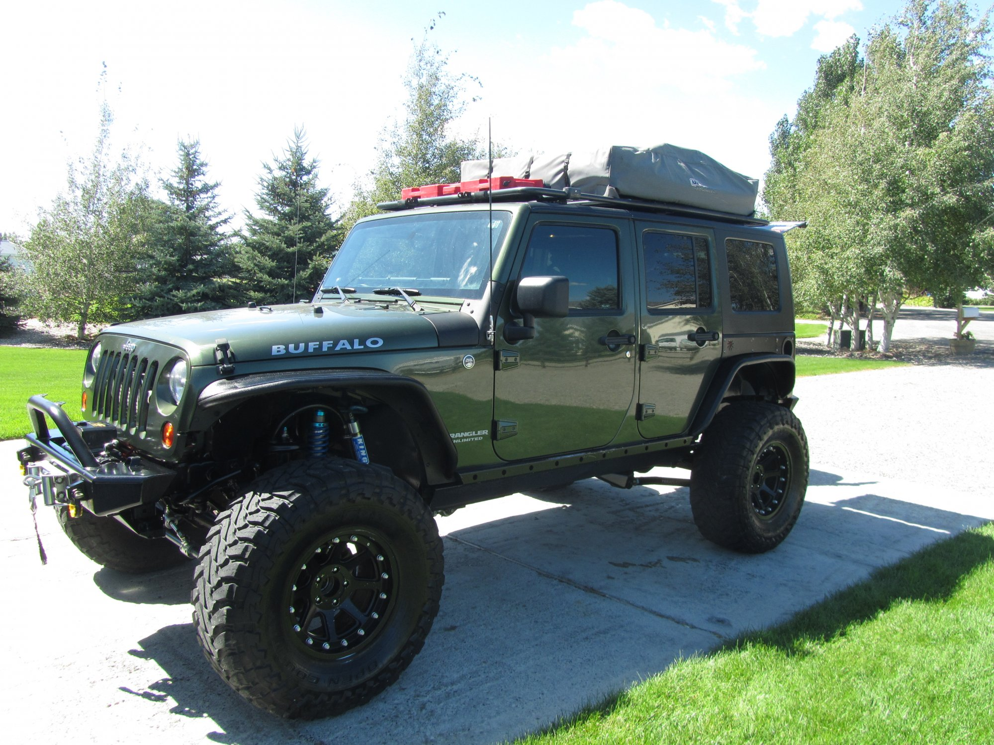 2008 jeep wrangler rubicon unlimited for sale 38 000 expedition portal. Black Bedroom Furniture Sets. Home Design Ideas