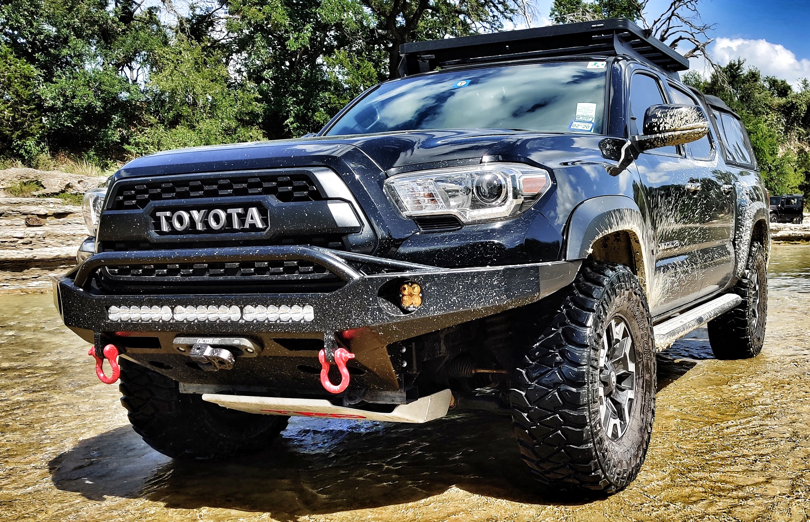 Build A Toyota >> Sold 2017 Toyota Tacoma Trd Off Road 23k Miles Versatile