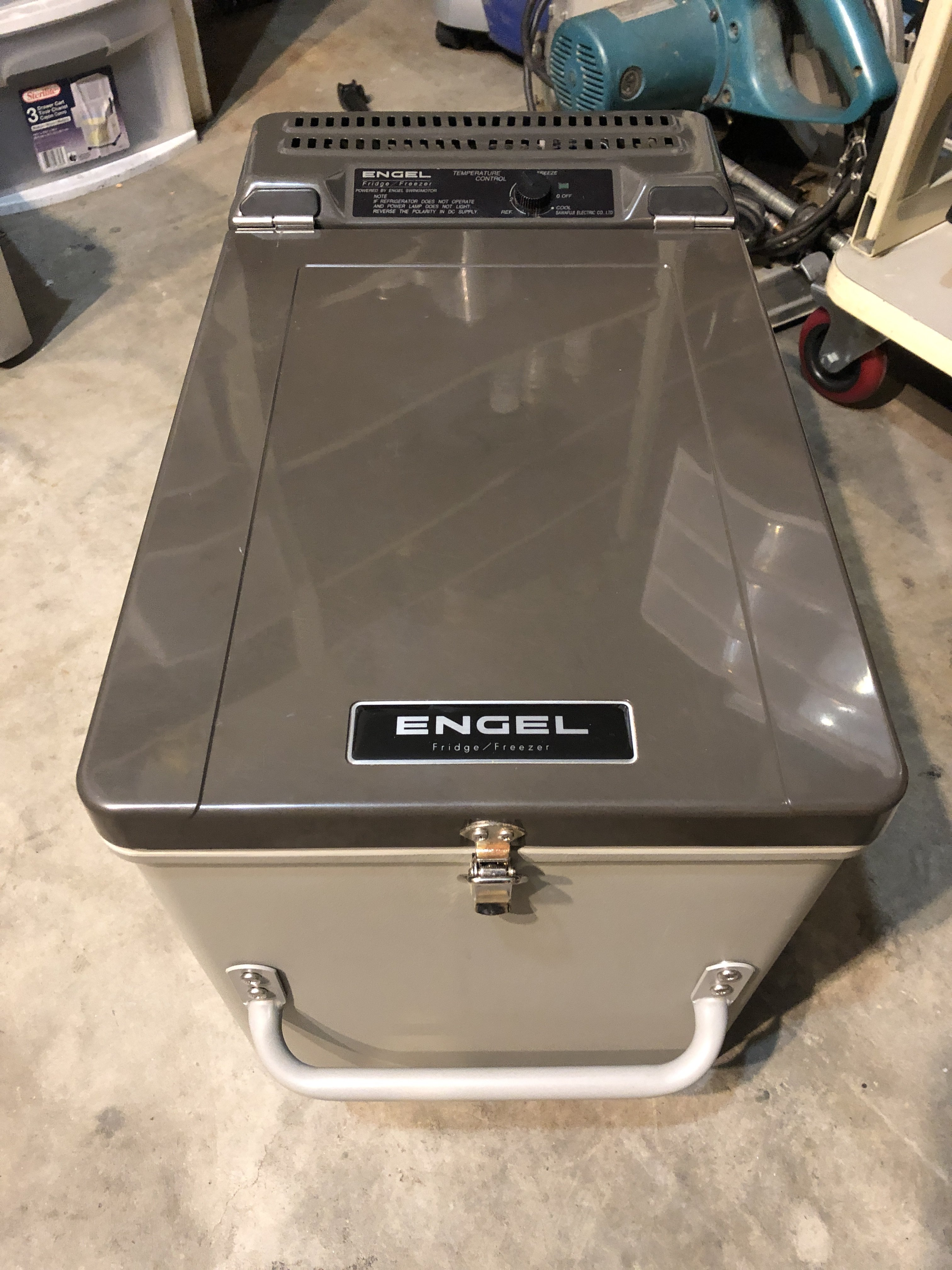 SOLD: Engel MT17 fridge freezer | Expedition Portal