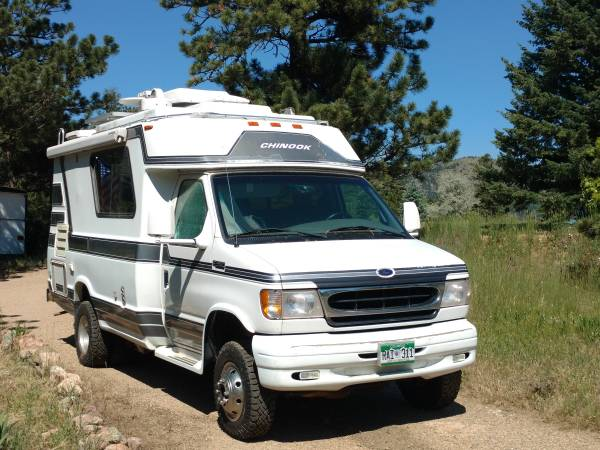 2) 4x4 Chinooks for sale in Co | Expedition Portal