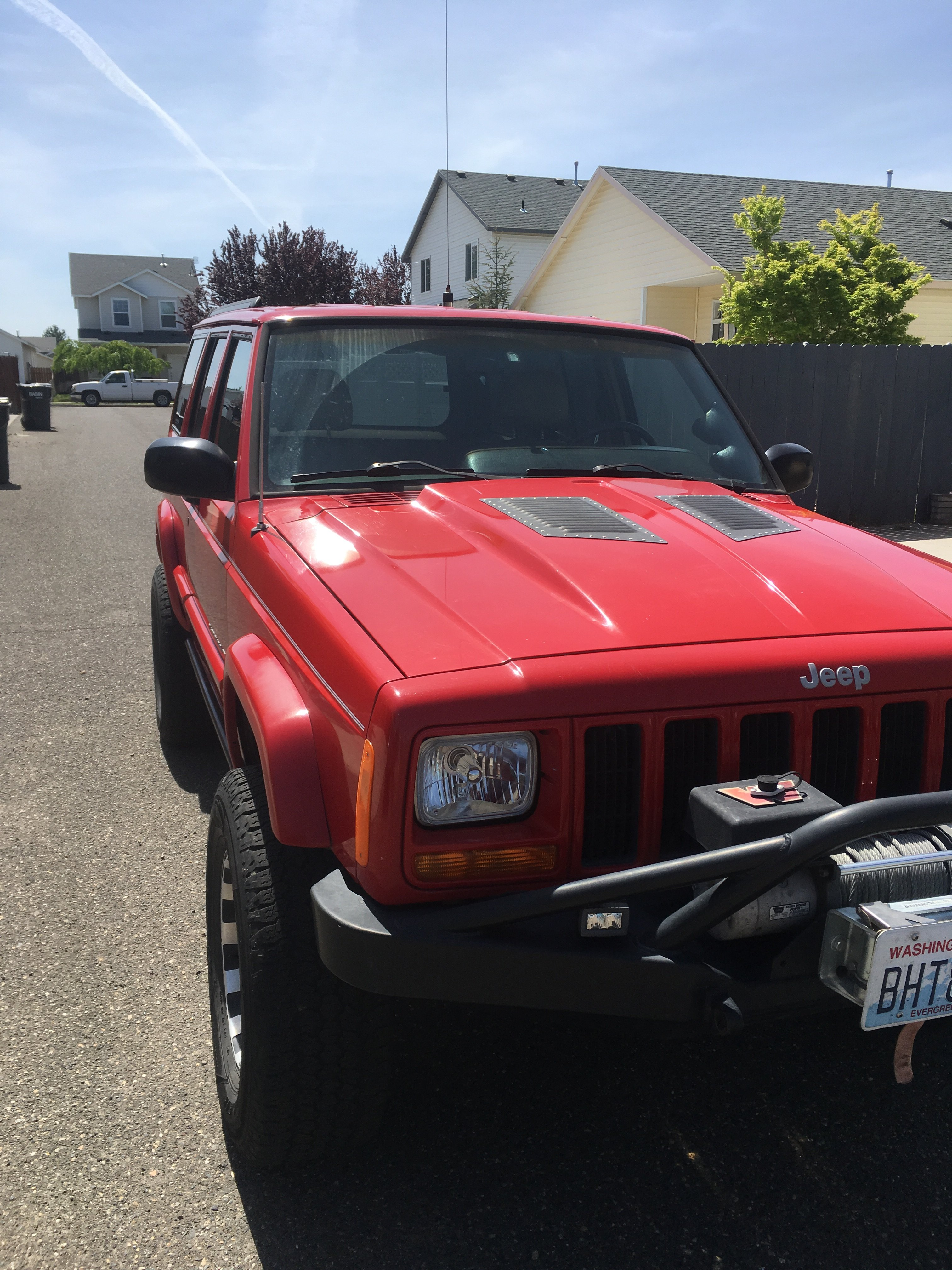 1999 Jeep Cherokee Limited 11 000 Expedition Portal