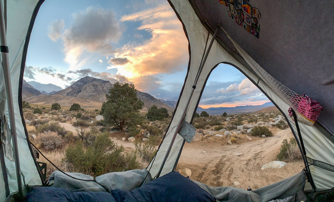 IMG_6360.JPG & Hard Shell RTT Top Bunk By High Gear Tents of MO in great shape ...