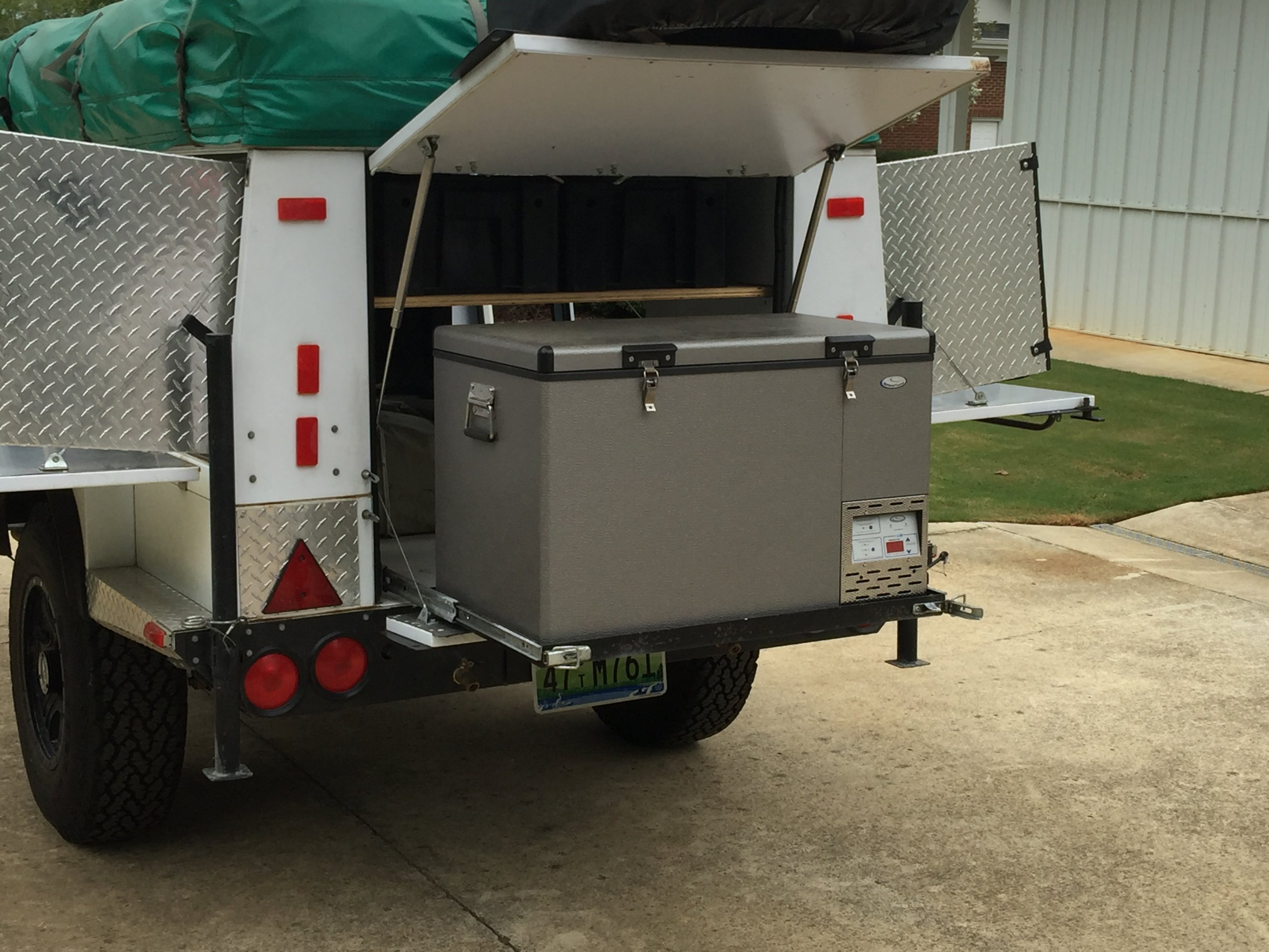 conqueror conquest for sale huntsville al expedition portal rh expeditionportal com 7-Wire Trailer Wiring Diagram 4 Flat Trailer Wiring
