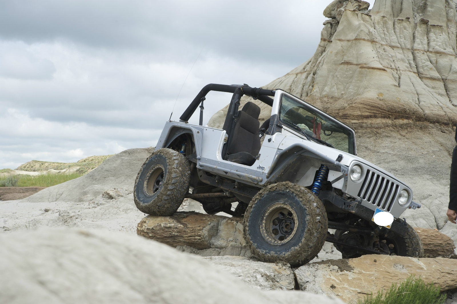 SoCal: 2005 Jeep Wranger Unlimited LJ Rubicon 37