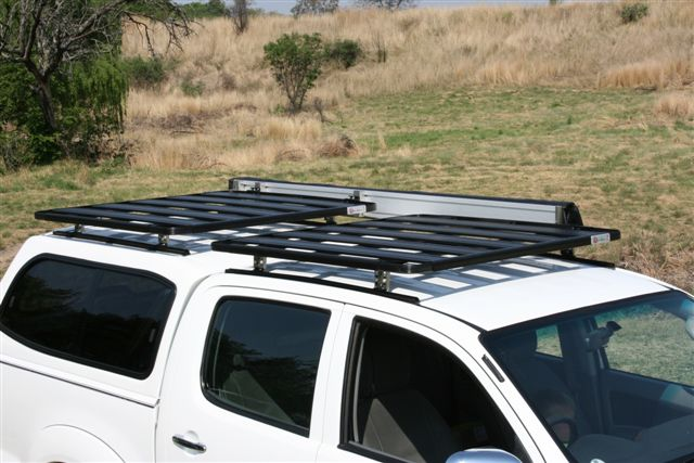 K9 Roof Rack Defender