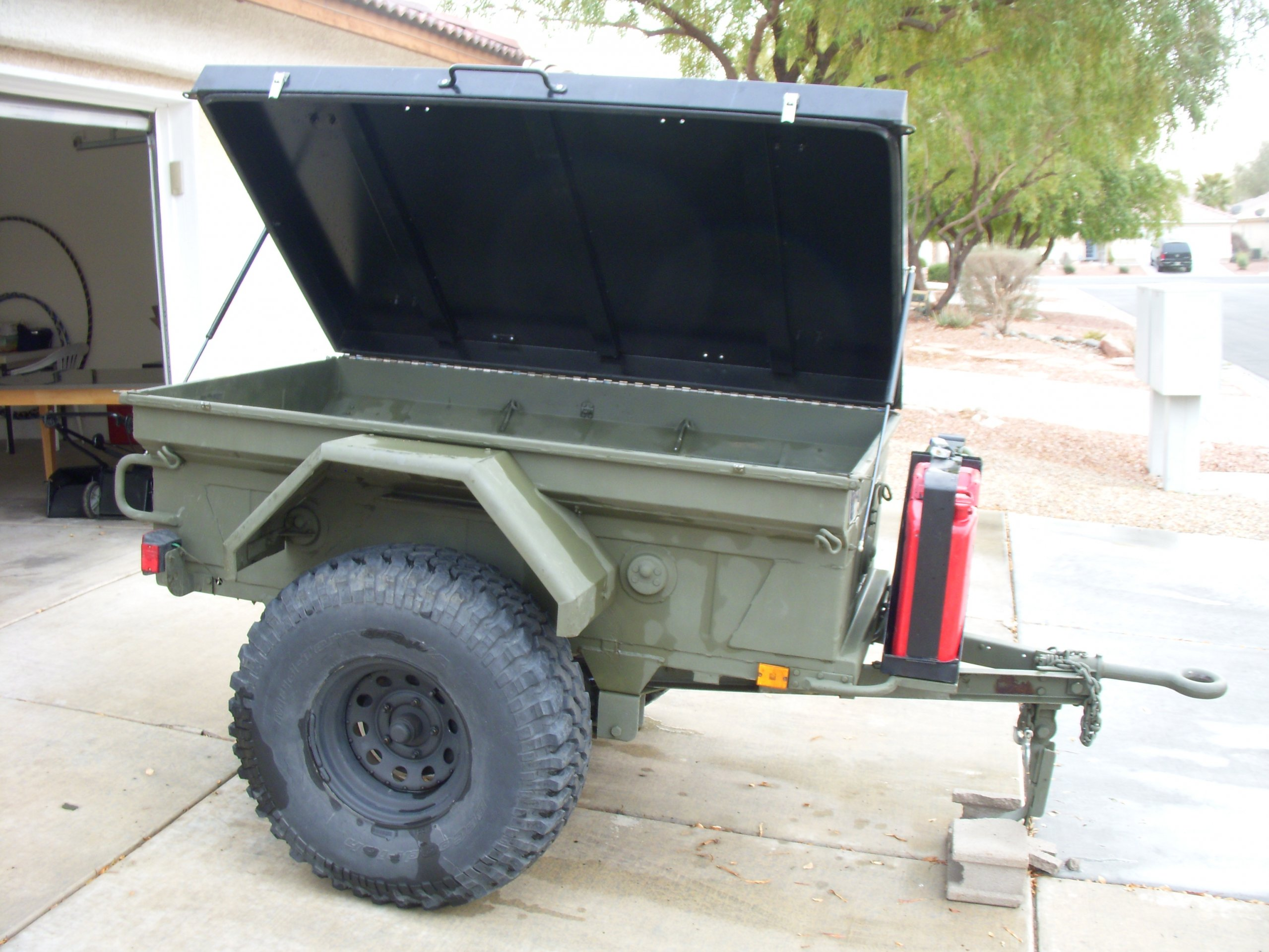sold m101 cdn 2 offroad expedition trailer for sale expedition portal. Black Bedroom Furniture Sets. Home Design Ideas