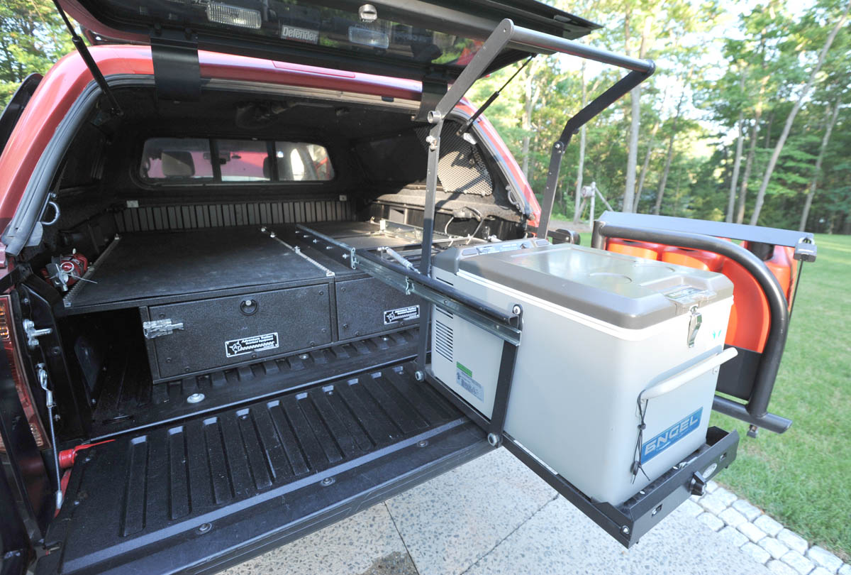The Nemo Tacoma - 2008 4x4 Toyota Tacoma Long Bed - Expedition Portal