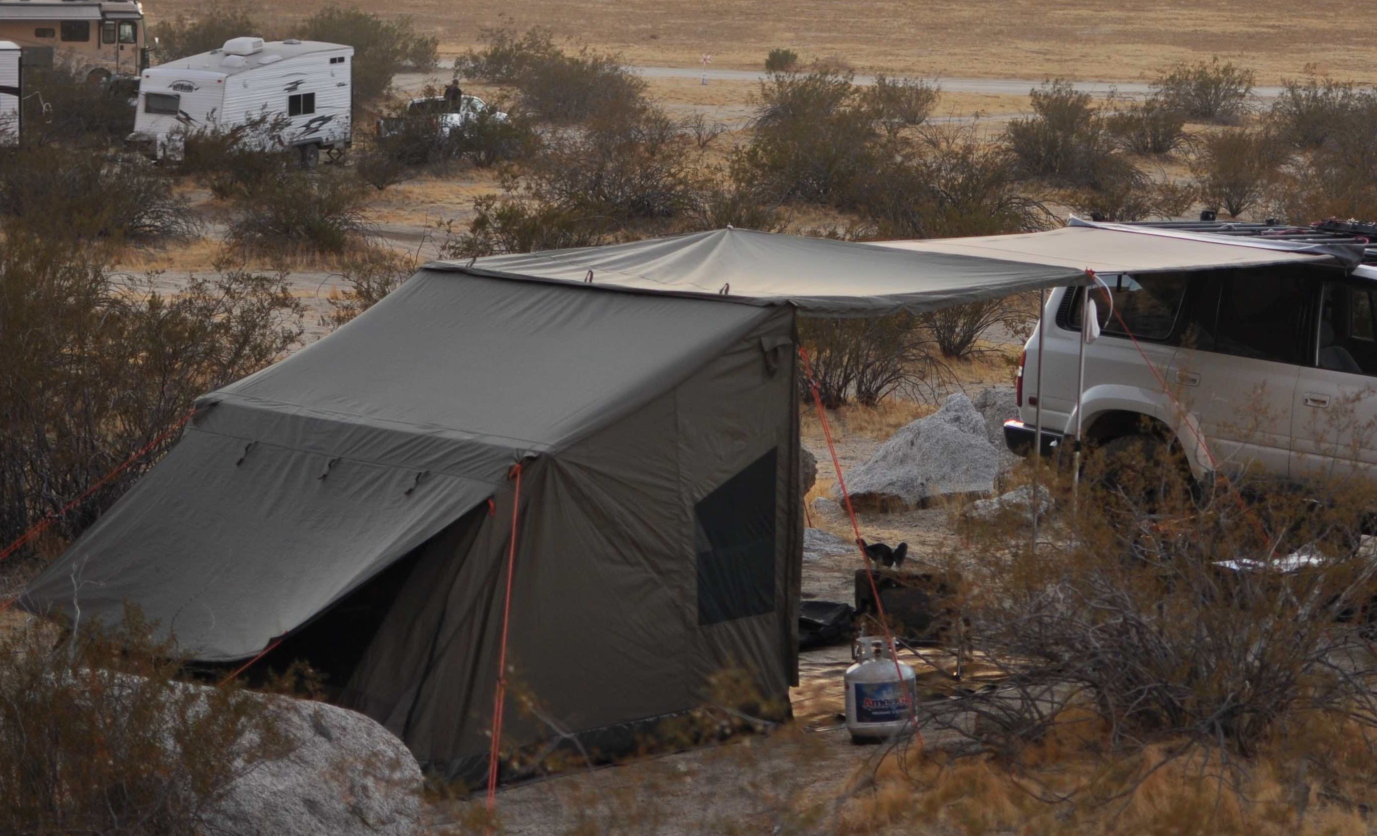 SOLD: Tent RV-5 + Accessories - LOWERED PRICE | Expedition Portal