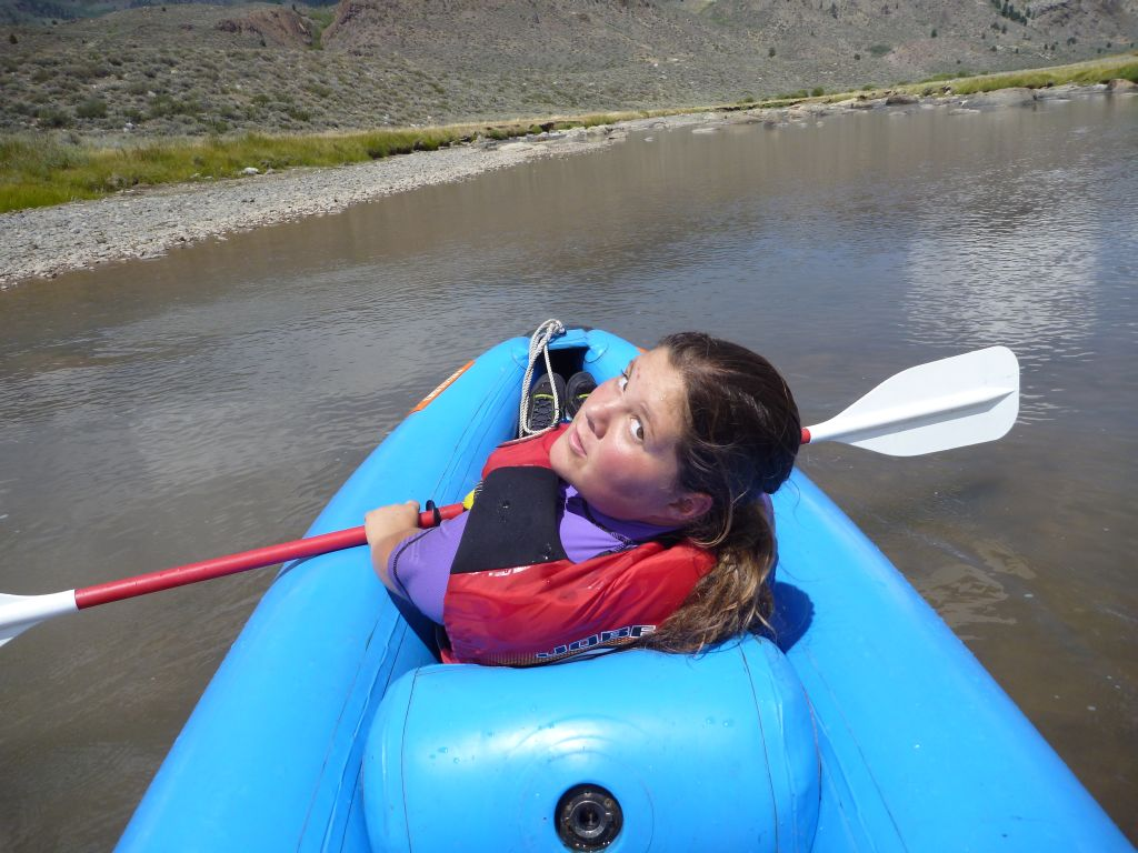 Hyside Pro Series Padillac II inflatable kayak for sale