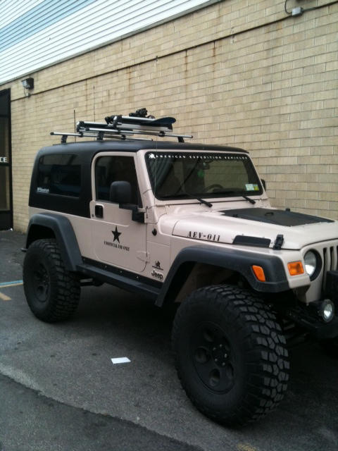 2005 Aev Hemi Lj Rubicon Sold Expedition Portal