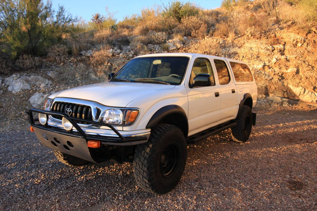 2003 Toyota Tacoma Trd Sr5 Double Cab 4x4 4wd 112k For Sale Expedition Portal