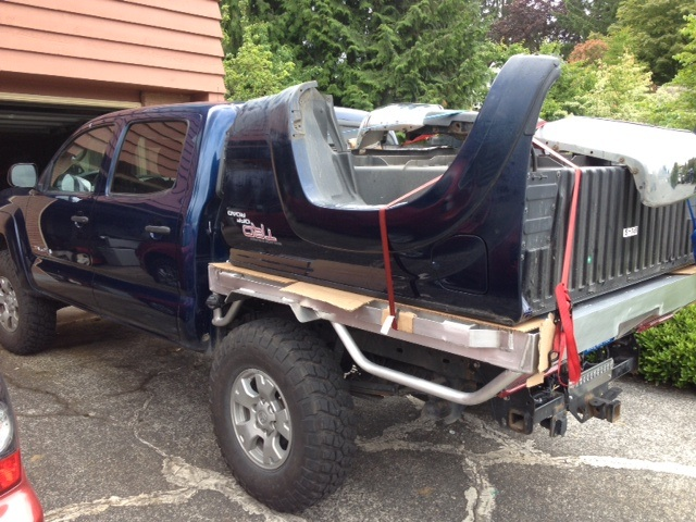 2nd Gen Toyota Tacoma TRD OffRoad Short bed | Expedition Portal