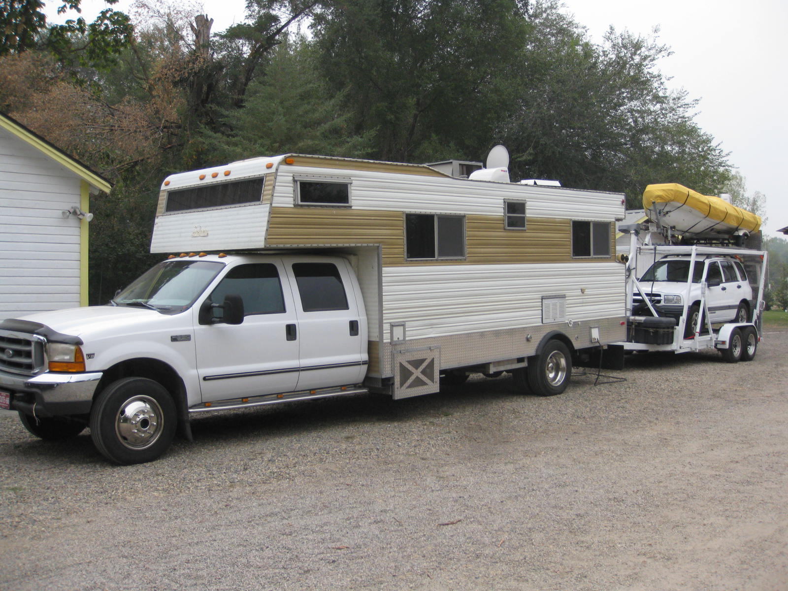 30 4x4 Diesel Class C Motorhome Expedition Portal
