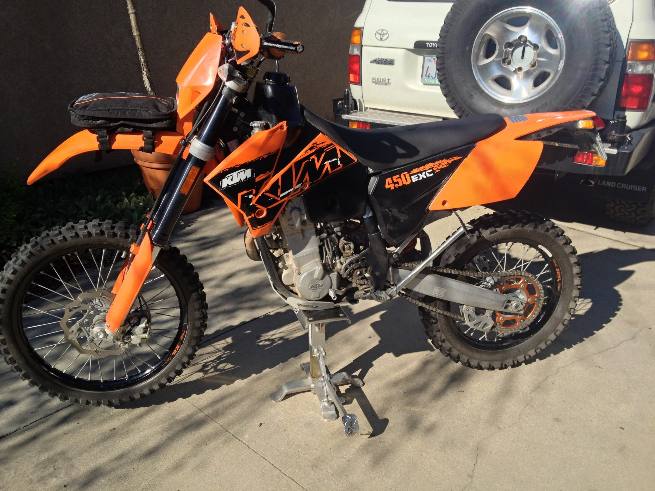 For Sale 2007 Ktm 450exc California Street Legal