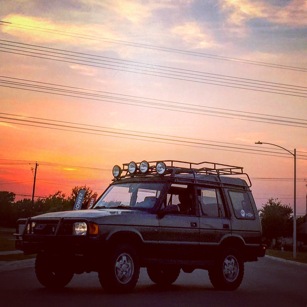 2006 Land Rover Lr3 Hse For Sale: 1997 Land Rover Discovery 300 TDI ($11000)