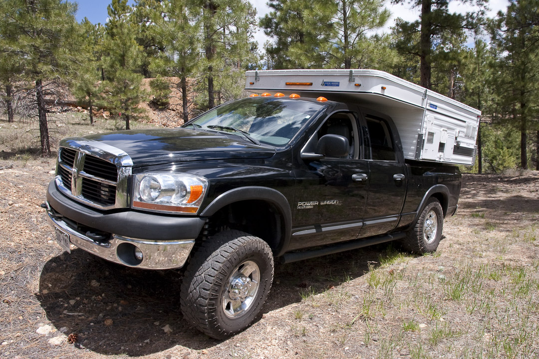 SOLD Four Wheel Camper Hawk - 2013 - many options SOLD