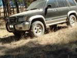 Trooper lift and tires, first impressions | Expedition Portal