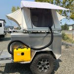Portable diesel heater from Total Composites | Expedition Portal