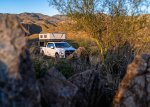 Sunrise on Overlanding Campsite at Base of Bradshaw Mountains.jpg
