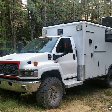 Chevy chalet rv in Reno | Expedition Portal