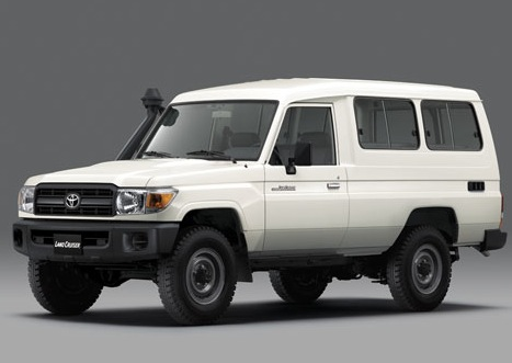 Toyota Land Cruiser 78