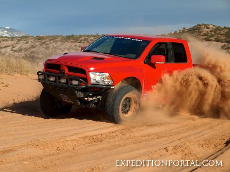 Dodge Ram Runner >> Dodge Ram Runner Looking To Cross The Sahara In A Few Days
