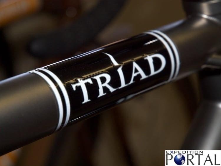 Triad form