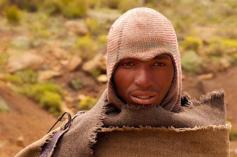 December in Lesotho