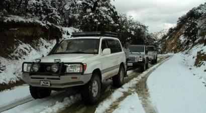 Mexico Border Trail 4 Wheel Drive
