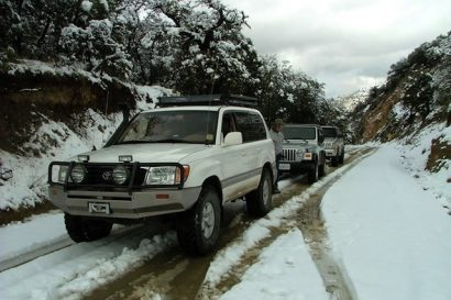 Mexico Border Trail 4 Wheel Drive