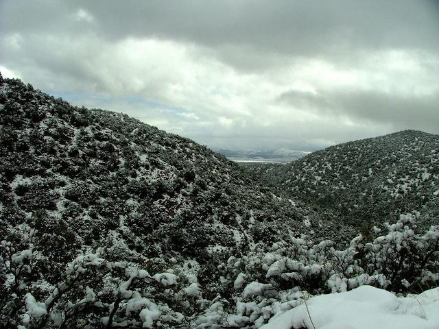Mexico Border Trail