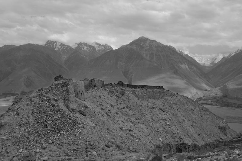 August in Tajikistan