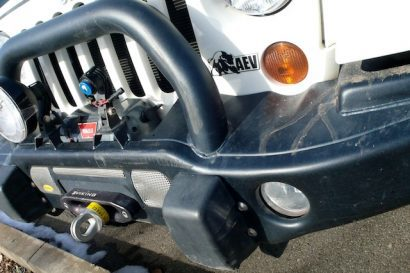 AEV Bumper - No Damage