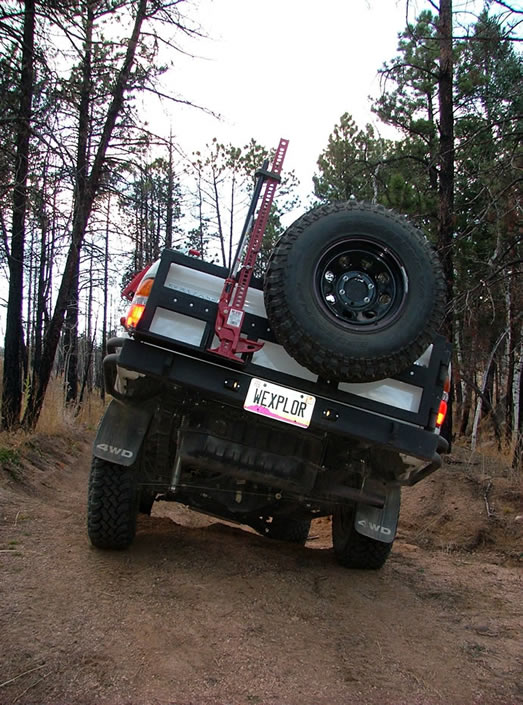 Colorado trails Longwater Gulch