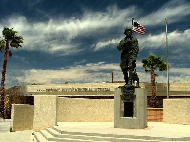 Red Canyon General George S. Patton Memorial Museum