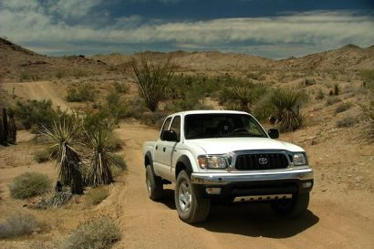 Red Canyon Trail 4 Wheel Drive Tacoma