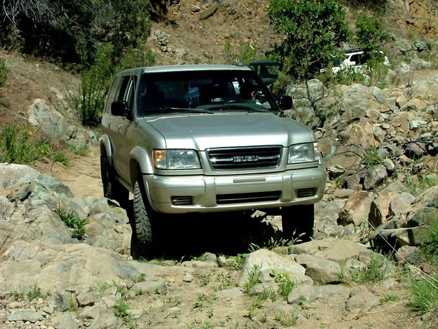 Gardner Canyon Granite Mountain 4 Wheel Drive]